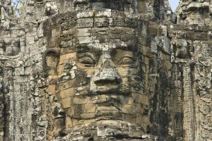 Bayon Temple built 12th century