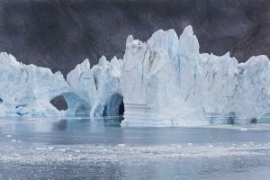 Magical ice formations Greenland
