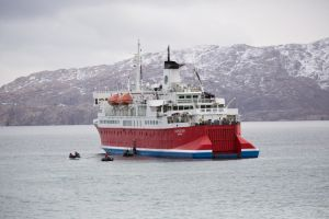M/S Expedition ship